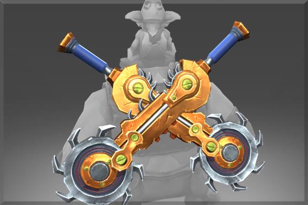 Razil's Revitalizer Weapons