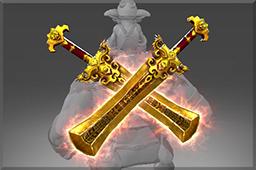 Genuine Eternal Radiance Blades