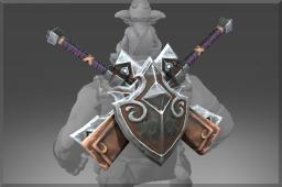 Frozen Toxic Siege Blades