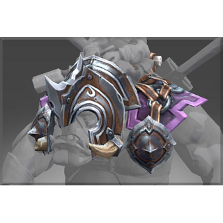 Auspicious Toxic Siege Armored Saddle