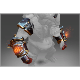 Corrupted Arms of the Boilerplate Bruiser