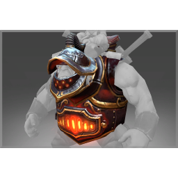 Corrupted Armor of the Boilerplate Bruiser