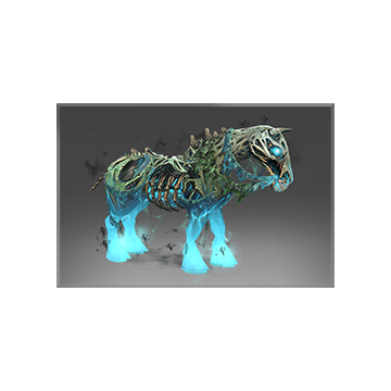 free dota2 item Inscribed Steed of the Brinebred Cavalier