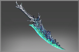 Inscribed Twisted Ghostblade of the Frozen Apostle