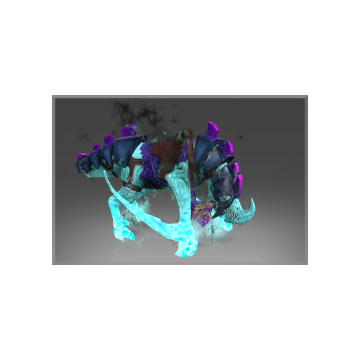 free dota2 item Autographed Hallgul the War Mount
