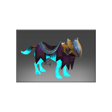 free dota2 item Inscribed Compendium Rider of Avarice Mount