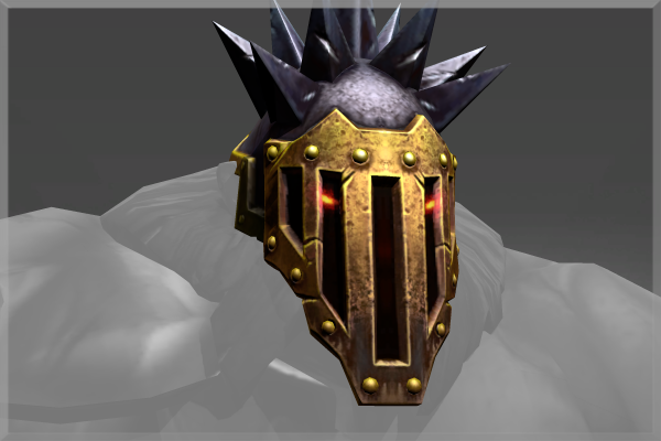 Inscribed Helm of the Shattered Vanguard