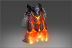 Mantle of the Cinder Baron