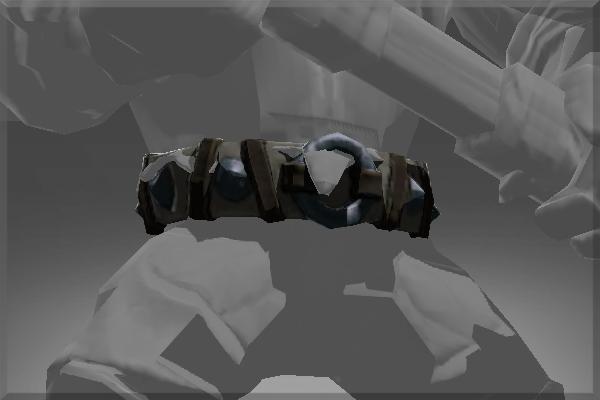 Inscribed Berserker's Belt