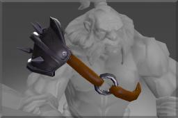 Heavy Steel Shoulder