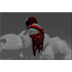 Frozen Red Mist Reaper's Mask