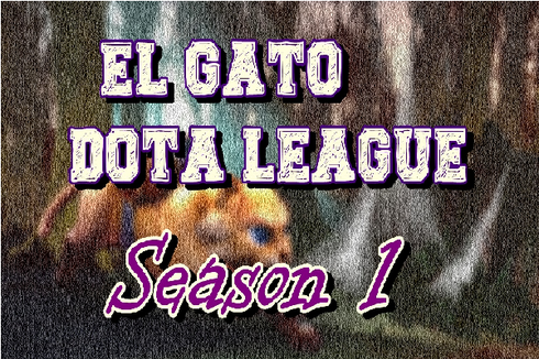 Buy & Sell El Gato Dota League