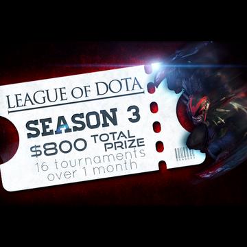 steam community market listings for league of dota season 3 ticket
