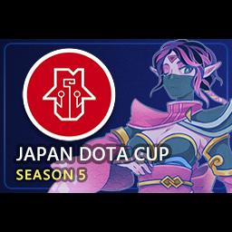 Japan Dota Cup Season 5