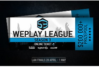 WePlay League Season 3