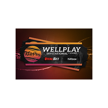free dota2 item WellPlay Invitational by VitalBet
