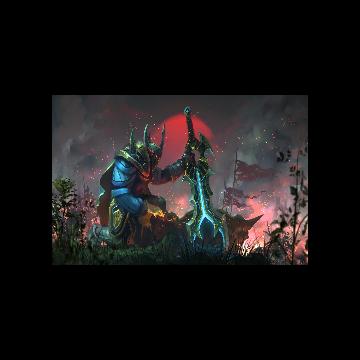 free dota2 item Arms of Rising Fury Loading Screen