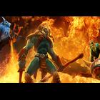 Burning Trio