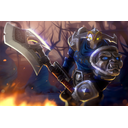 The Fiend Cleaver Loading Screen