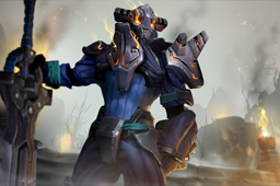 Genuine Forge of Iron Will Loading Screen
