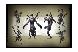 Envisioning Witch Doctor Loading Screen