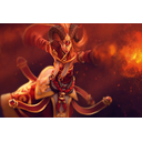 Divine Flame Loading Screen