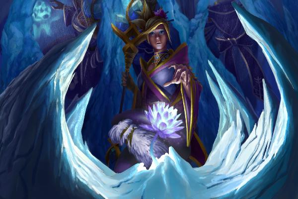 Icebound Floret