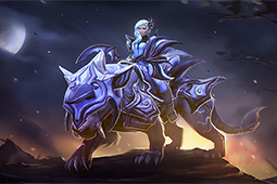 Armaments of the Night Grove Loading Screen