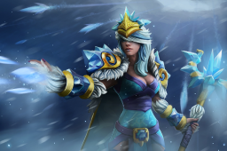 Blueheart Sovereign Loading Screen