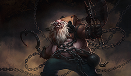 Chains of the Black Death Loading Screen