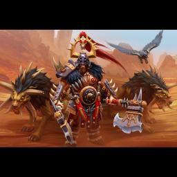 Genuine Marauder Chieftain of the Chaos Wastes