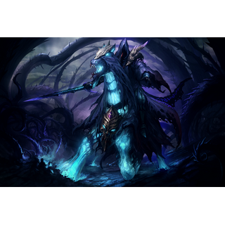 Loading Screen of the Demonic Vessel