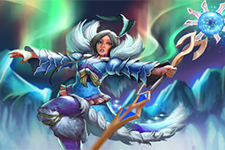 Lady of the Lumini Polare