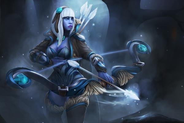 Загрузочный экран: The Frostborne Wayfarer