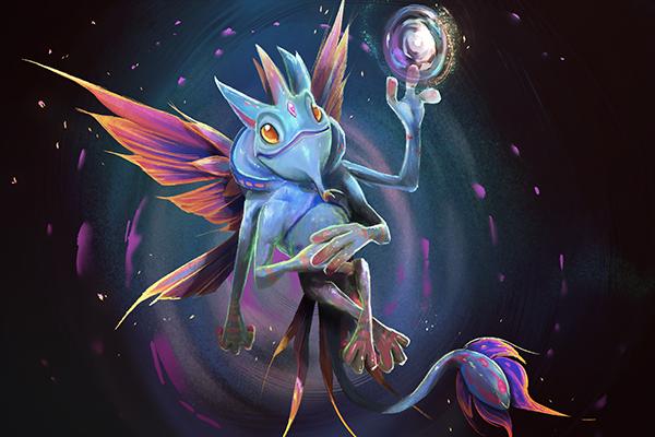 Mischievous Dragon Dota 2