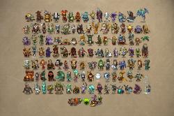 Genuine Загрузочный экран: Mini Heroes