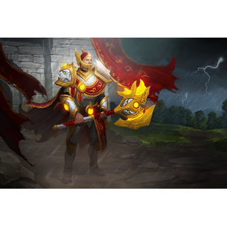 Heavenly Light Loading Screen