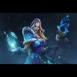 Genuine Blueheart Maiden Loading Screen