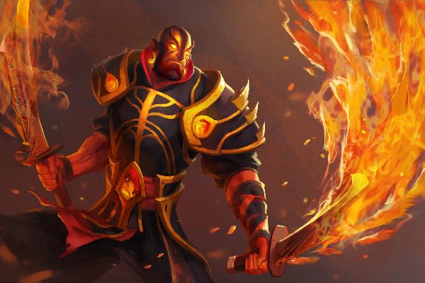 Genuine Загрузочный экран: Teacher of the Flame