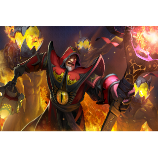 Genuine Fiend Summoner Loading Screen