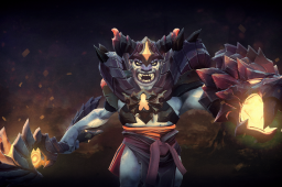 Loading Screen of the Infernal Rambler