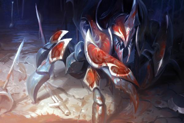 Загрузочный экран: Ascendant Nyx