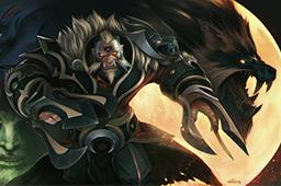 Hunter of Kings Loading Screen