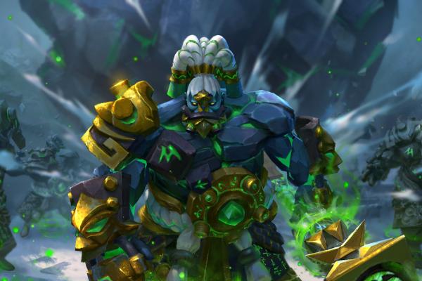 Загрузочный экран: The Jade General