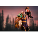 The Wolf Hunter Spirit Bear Loading Screen