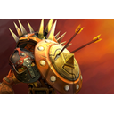 Charge of the Wrathrunner Loading Screen