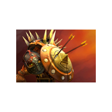free dota2 item Charge of the Wrathrunner Loading Screen