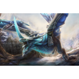 Loading Screen of the Elder Myth
