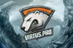 Virtus.Pro Loading Screen
