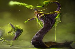 Venomous Deathbringer Loading Screen